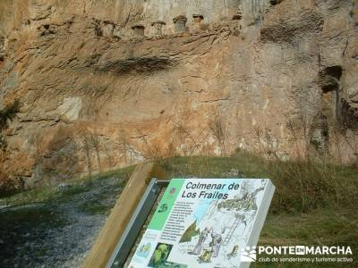 Cañón de Río Lobos - Colmenar de los Frailes; montañas; senderos